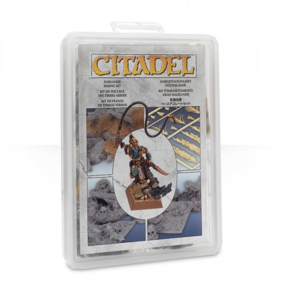 Citadel Badlands Basing Kit ― HobbyWorld