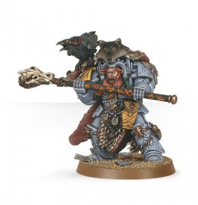 Njal Stormcaller in Terminator Armour