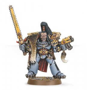 Space Wolf Lord Ragnar Blackmane