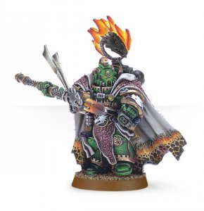 Forgefather Vulkan He'stan