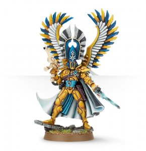 Eldar Autarch with Power Weapon (Finecast)