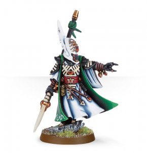 Eldar Farseer with Spear