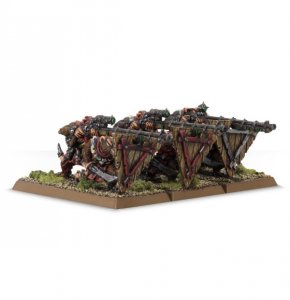 Skaven Warplock Jezzails