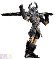 DC Unlimited: World of Warcraft: Series 8: ARGENT NEMESIS: THE BLACK KNIGHT Action Figure