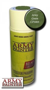 Army Painter Spray: Army Green 400ml
