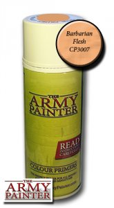 Army Painter Spray: Barbarian Flesh 400ml
