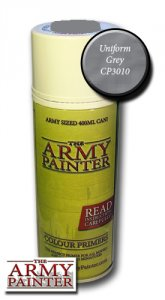 Army Painter Spray: Uniform Grey 400ml