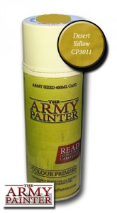 Army Painter Spray: Desert Yellow 400ml