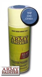 Army Painter Spray: Wolf Grey 400ml
