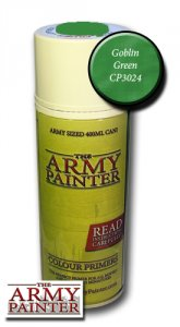 Army Painter Spray: Goblin Green 400ml