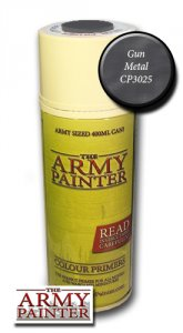 Army Painter Spray: Gun Metal 400ml