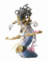 DC Unlimited: World of Warcraft: Series 4: LADY VASHJ Deluxe Collector Figure
