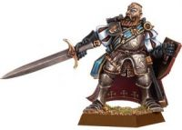 Empire Captain with Sword and Shield