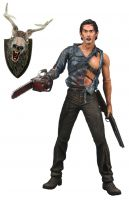 Evil dead 2 - Hero Ash with Chainsaw Arm – 7″ Action Figure – Series 2