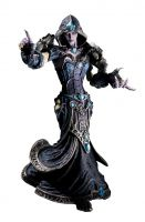 DC Unlimited: World of Warcraft: Series 8: FORSAKEN PRIESTESS: CONFESSOR DHALIA Action Figure