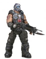 Gears of War 3 - Clayton Carmine – 7″ Action Figure – Series 1
