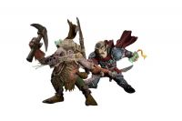 DC Unlimited: World of Warcraft: Series 8: GNOME ROGUE: BRINK SPANNERCRANK VS. KOBOLD MINER: SNAGGLE Action Figure