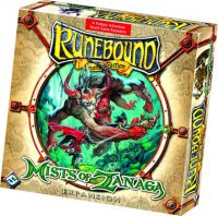 Runebound Second Edition: Mists of Zanaga Expansion