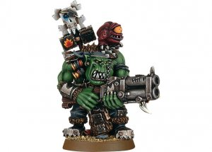 Ork Flash Git with Targeting Squig (Collectors)