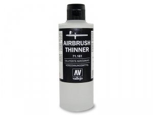 Vallejo Airbrush Thinner 200 ml