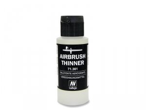 Vallejo Airbrush Thinner 60 ml