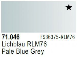 Vallejo Model Air: 71.046 Pale Blue Grey 17ml