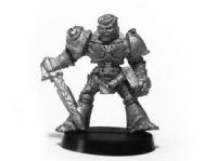 Space Marine Classic Librarian (Rare, OOP)