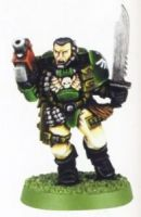 Space Marine Scout 6 (Rare, OOP)