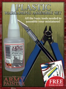 Army Painter: Plastic assembly set