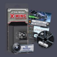 Star Wars: X-Wing – TIE Advanced Expansion Pack