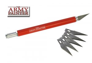 Army Painter: Precision Hobby Knife