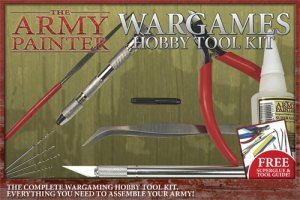 Army Painter: Wargamer: Hobby Tool Kit