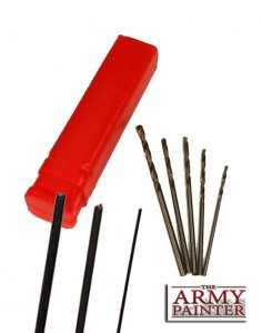 Army Painter: Spare Drills and Pins