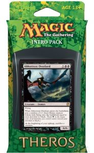 Magic the Gathering  Theros  Favors from Nyx Intro Pack