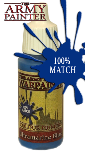 Warpaints: Ultramarine Blue ― HobbyWorld