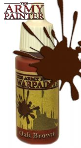 Warpaints: Oak Brown