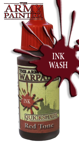 Warpaints: Red Tone Ink ― HobbyWorld