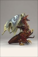 Mcfarlane: ETERNAL DRAGON (WINDGARD)