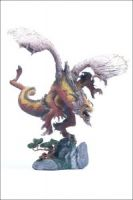 Mcfarlane: DS-2 FIRE DRAGON CLAN