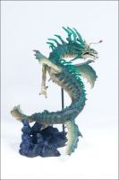 Mcfarlane: DS-2 WATER DRAGON CLAN