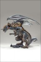 Mcfarlane: DS-4 BERSERKER DRAGON CLAN