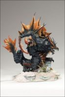 Mcfarlane: DS-4 WATER DRAGON CLAN