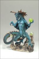 Mcfarlane: DS-5 SORCERERS DRAGON CLAN