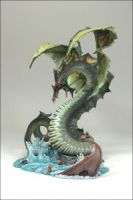 Mcfarlane: DS-5 WATER DRAGON CLAN
