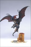 Mcfarlane: DS-6 SCAVENGER DRAGON CLAN