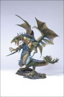 Mcfarlane: DS-6 WARRIOR DRAGON CLAN
