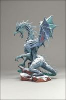 Mcfarlane: DS-7 ICE DRAGON CLAN
