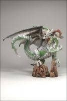 Mcfarlane: DS-7 WARRIOR DRAGON CLAN