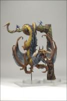 Mcfarlane: DS-8 HUNTER DRAGON