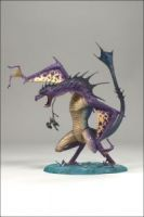 Mcfarlane: DS-8 WATER DRAGON CLAN